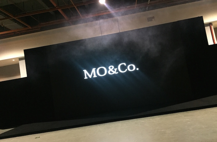 Mo&Co. Ordering Event