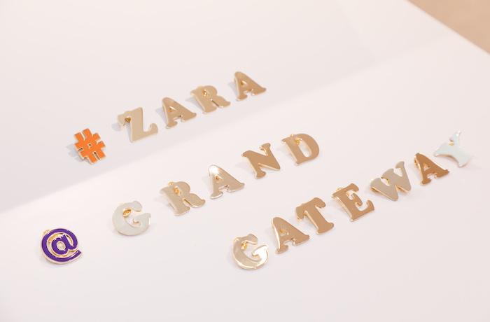 ZARA Shanghai Grand Gateway