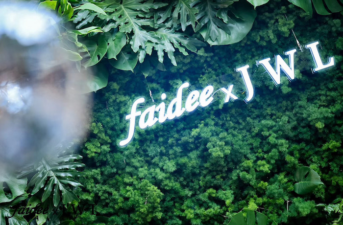 Faidee X JWL Gala